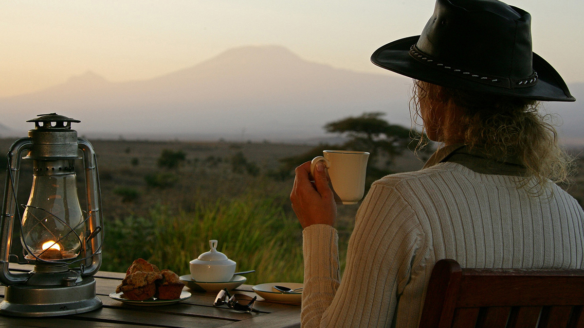 Solo Safari Traveller packages